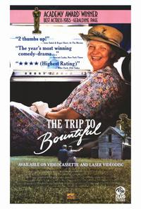 The Trip to Bountiful - 27 x 40 Movie Poster - Style B