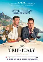 """The Trip to Italy"" Movie Poster"