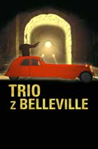 The Triplets of Belleville - 27 x 40 Movie Poster - Polish Style A