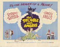 The Trouble with Angels - 11 x 14 Movie Poster - Style A