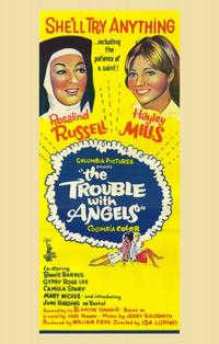 The Trouble with Angels - 11 x 17 Movie Poster - Australian Style A