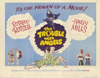 The Trouble with Angels - 22 x 28 Movie Poster - Half Sheet Style A