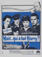 The Trouble with Harry - 27 x 40 Movie Poster - French Style A