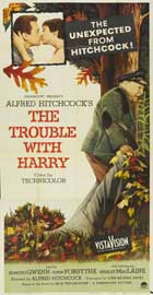 The Trouble with Harry - 20 x 40 Movie Poster - Style A