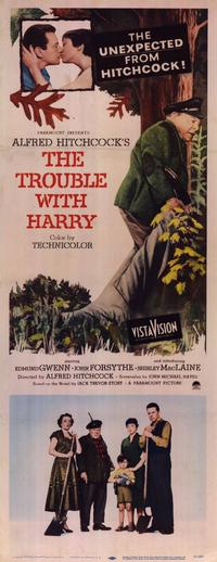 The Trouble with Harry - 11 x 17 Movie Poster - Style B