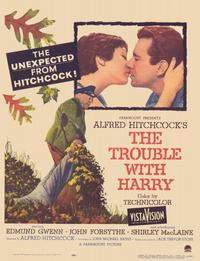 The Trouble with Harry - 11 x 14 Movie Poster - Style B