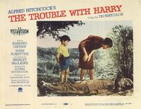The Trouble with Harry - 11 x 14 Movie Poster - Style A