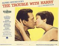 The Trouble with Harry - 11 x 14 Movie Poster - Style D