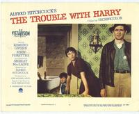 The Trouble with Harry - 11 x 14 Movie Poster - Style F