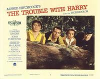 The Trouble with Harry - 11 x 14 Movie Poster - Style G