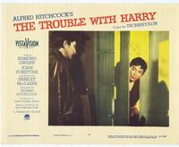 The Trouble with Harry - 11 x 14 Movie Poster - Style H