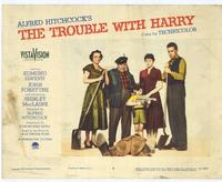 The Trouble with Harry - 11 x 14 Movie Poster - Style J