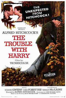 The Trouble with Harry - 27 x 40 Movie Poster - Style A