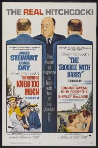The Trouble with Harry - 27 x 40 Movie Poster - Style C