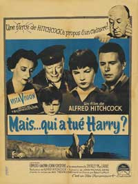 The Trouble with Harry - 11 x 17 Movie Poster - Italian Style C