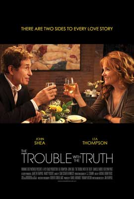 The Trouble with the Truth - 11 x 17 Movie Poster - Style A