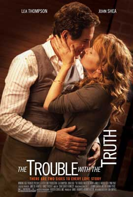 The Trouble with the Truth - 11 x 17 Movie Poster - Style B