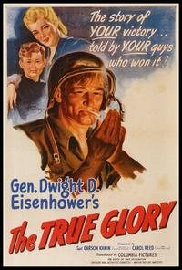 The True Glory - 27 x 40 Movie Poster - Style A