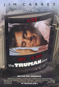 The Truman Show - 27 x 40 Movie Poster - Style A