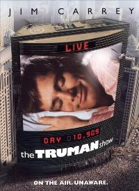 The Truman Show - 27 x 40 Movie Poster - Style C