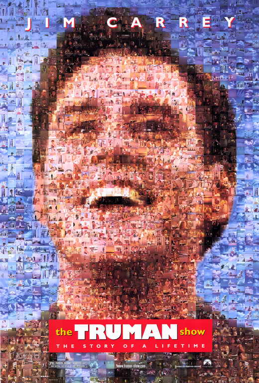 the truman show movie posters from movie poster shop