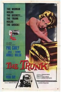 The Trunk - 27 x 40 Movie Poster - Style A