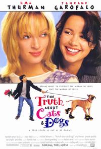 The Truth about Cats and Dogs - 27 x 40 Movie Poster - Style A