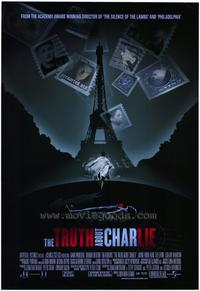 The Truth About Charlie - 27 x 40 Movie Poster - Style B