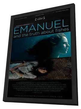 The Truth About Emanuel - 11 x 17 Movie Poster - Style C - in Deluxe Wood Frame