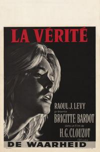 The Truth - 11 x 17 Movie Poster - Belgian Style A