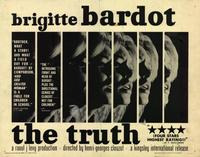 The Truth - 11 x 14 Movie Poster - Style A