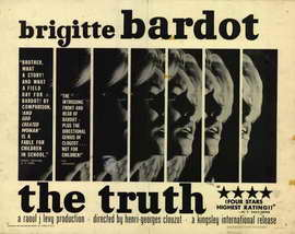 The Truth - 22 x 28 Movie Poster - Half Sheet Style A