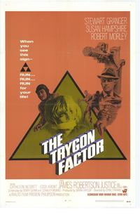 Trygon Factor - 27 x 40 Movie Poster - Style A