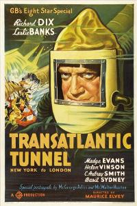 The Tunnel - 11 x 17 Movie Poster - Style A
