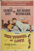 The Tunnel of Love - 11 x 17 Movie Poster - Style B