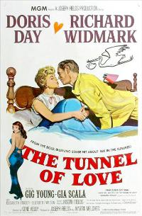 The Tunnel of Love - 11 x 17 Movie Poster - Style A