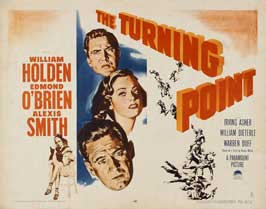 The Turning Point - 22 x 28 Movie Poster - Half Sheet Style A