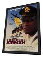 The Tuskegee Airmen - 27 x 40 Movie Poster - Style A - in Deluxe Wood Frame