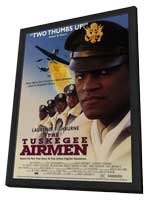 The Tuskegee Airmen - 11 x 17 Movie Poster - Style A - in Deluxe Wood Frame