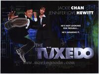 The Tuxedo - 11 x 17 Movie Poster - Style B