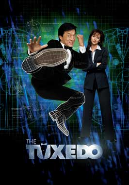 The Tuxedo - 27 x 40 Movie Poster - Style B