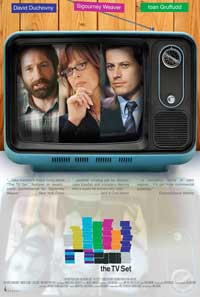 The TV Set - 11 x 17 Movie Poster - Style A
