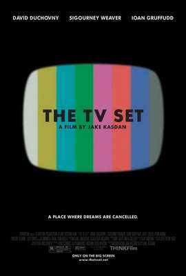 The TV Set - 27 x 40 Movie Poster - Style A