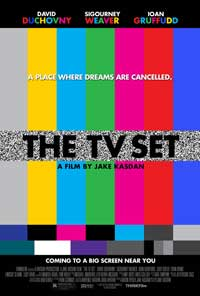 The TV Set - 11 x 17 Movie Poster - Style C