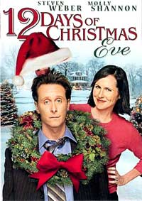 The Twelve Days of Christmas Eve - 11 x 17 Movie Poster - Style A