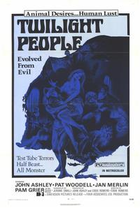 Twilight People - 11 x 17 Movie Poster - Style A