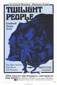 Twilight People - 27 x 40 Movie Poster - Style A