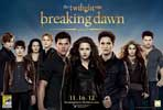 The Twilight Saga: Breaking Dawn - Part 2 - 27 x 40 Movie Poster - Style E