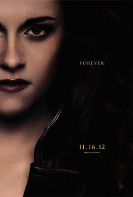 The Twilight Saga: Breaking Dawn - Part 2 - DS 1 Sheet Movie Poster - Style A