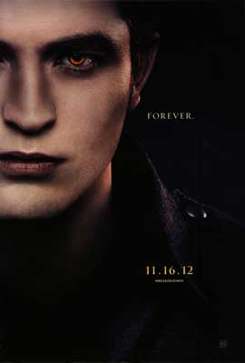 The Twilight Saga: Breaking Dawn - Part 2 - DS 1 Sheet Movie Poster - Style B